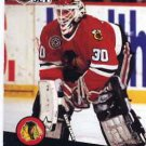 1991/92 NHL  Pro Set Hockey Card Ed Belfour # 43 Near Mint