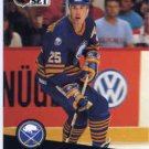 1991/92 NHL  Pro Set Hockey Dave Andreychuk # 23  Near Mint