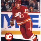 1991/92 NHL  Pro Set Hockey Card Stephane Matteau # 27