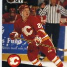 1991/92 NHL  Pro Set Hockey Card Gary Suter # 32