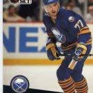 1991/92 NHL  Pro Set Hockey Card Pierre Turgeon #15