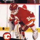 1991/92 NHL  Pro Set Hockey Card Mike Vernon #35 N/Mint