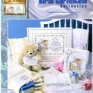 StitchWorld X-Stitch The Birth Certificate Collection Cross Stitch Pattern Leaflet New