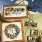 StitchWorld X-Stitch Nature's Bounty Cross Stitch Pattern Leaflet New