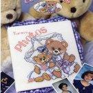 StitchWorld X-Stitch Cover Girls Cross Stitch Pattern Leaflet New