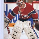Patrick Roy Play Smart 91/92 Pro Set #613 NHL Hockey Card