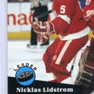 Niklas Lidstrom Leader 91/92 Pro Set #610 NHL Hockey Card