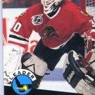 Ed Belfour Leader 91/92 Pro Set #600 NHL Hockey Card