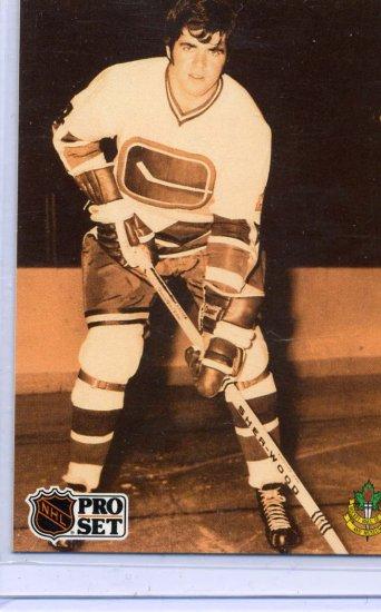 Dale Tallon 91/92 Pro Set Hall of Fame #595 NHL Hockey Card