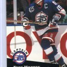Troy Murray 91/92 Pro Set #588 NHL Hockey Card