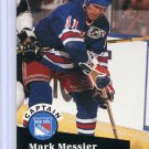 Mark Messier 91/92 Pro Set #579 NHL Hockey Card Near Mint/Mint Condition