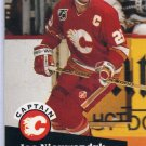 Joe Nieuwendyk 91/92 Pro Set #569 NHL Hockey Card Near Mint/Mint Condition