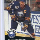 Mike Ramsey NHL 1991/92 Pro Set # 568 Trading Card  Near mint/int Condition
