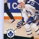 Rookie Rob Pearson 1991/92 Pro Set #562 NHL Hockey Card Near Mint/Mint
