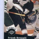 Rookie Frank Breault 1991/92 Pro Set #541 NHL Hockey Card Near Mint Condition