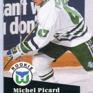 Rookie Michel Picard 1991/92 Pro Set #538 NHL Hockey Card Near Mint Condition