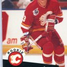 Rookie Martin Simard 1991/92 Pro Set #526 NHL Hockey Card Near Mint Condition