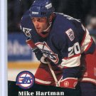 Mike Hartman 91/92 Pro Set #519 NHL Hockey Card Near Mint Condition