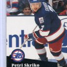 Petri Striko 1991/92 Pro Set #517 NHL Hockey Card Near Mint Condition