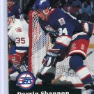 Darrin Shannon 91/92 Pro Set #515 NHL Hockey Card Near Mint Condition