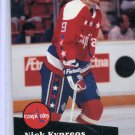 Nick Kypreos 91/92 Pro Set #513 NHL Hockey Card Near Mint Condition