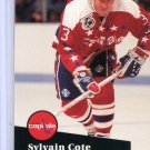Sylvain Cote 91/92 Pro Set #512 NHL Hockey Card Near Mint Condition