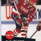 Dale Hunter 91/92 Pro Set #506 NHL Hockey Card Near Mint Condition