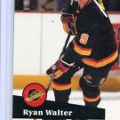 Ryan Walter 91/92 Pro Set #504 NHL Hockey Card Near Mint Condition