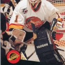 Kirk McLean 91/92 Pro Set #501 NHL Hockey Card Near Mint Condition