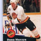 Dana Murzyn 91/92 Pro Set #498 NHL Hockey Card Near Mint Condition