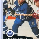 Claude Loiselle 91/92 Pro Set #493 NHL Hockey Card Near Mint Condition