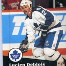 Lucien Deblois 91/92 Pro Set #491 NHL Hockey Card Near Mint Condition
