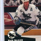 Bob McGill 91/92 Pro Set #480 NHL Hockey Card Near Mint Condition