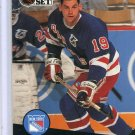 Kris King 91/92 Pro Set #445 NHL Hockey Card Near Mint Condition