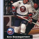 Ken Baumgartner 1991/92 Pro Set #432 NHL Hockey Card Near Mint Condition