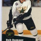 Rob Ramage 91/92 Pro Set #407 NHL Hockey Card Near Mint Condition