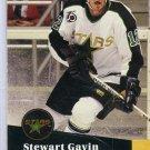 Stewart Gavin 91/92 Pro Set #404 NHL Hockey Card Near Mint Condition