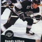 Randy Gilhen 91/92 Pro Set #403 NHL Hockey Card Near Mint Condition