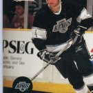Rob Blake 1991/92 Pro Set #92 NHL Hockey Card Near Mint Condition
