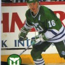 Pat Verbeek 1991/92 Pro Set #86 NHL Hockey Card Near Mint Condition