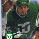 John Cullen 1991/92 Pro Set #85 NHL Hockey Card Near Mint Condition