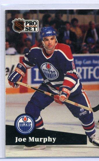 Joe Murphy 1991/92 Pro Set #68 NHL Hockey Card Near Mint Condition