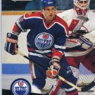 Adam Graves 1991/92 Pro Set #67 NHL Hockey Card Near Mint Condition