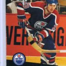 Martin Gelinas 1991/92 Pro Set #66 NHL Hockey Card Near Mint Condition