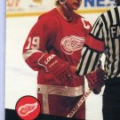 Steve Yzerman 1991/92 Pro Set #62 NHL Hockey Card Near Mint Condition