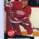 Johan Garpenlov 1991/92 Pro Set #56 NHL Hockey Card Near Mint Condition