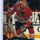 Doug Wilson 1991/92 Pro Set #52 NHL Hockey Card Near Mint Condition