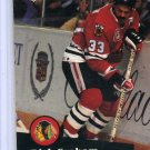 Dirk Graham 1991/92 Pro Set #51 NHL Hockey Card Near Mint Condition