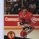 Michel Goulet 1991/92 Pro Set #50 NHL Hockey Card Near Mint Condition