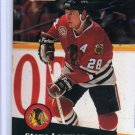 Steve Larmer 1991/92 Pro Set #49 NHL Hockey Card Near Mint Condition